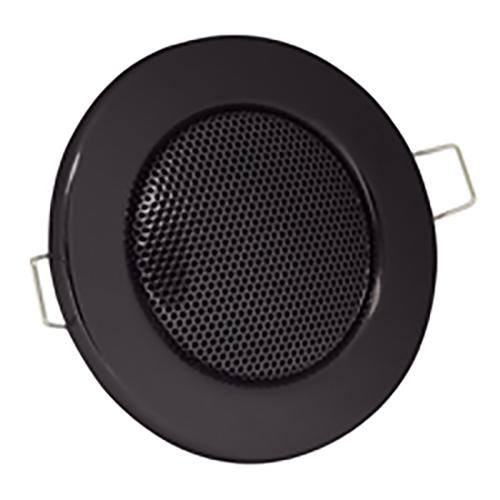 PROFI Mini Lautsprecher Boxen Box Einbaulautsprecher Halogen 60mm 6cm schwarz