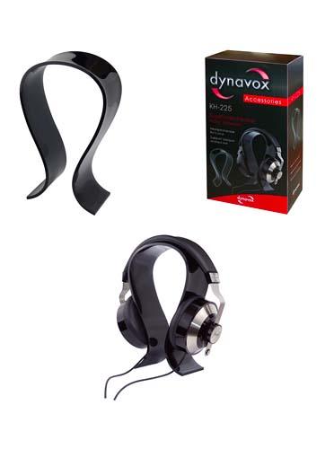 EDEL Kopfhörerständer Ständer für Kopfhörer Halter Aufsteller Station Ablage DJ