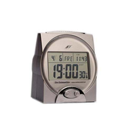 LUXUS Sprechende Funkuhr XXL Display DCF-Signal Uhr Wecker Schlummerfunktion