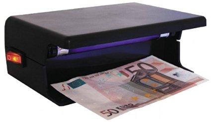 PROFI Geldschein Tester Tischgerät Prüfung von Falschgeld Geld Euro Scheine test