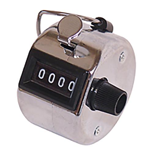 PROFI Handzähler Zähler zählen klicken Klicker manueller Klickzähler retro Stück