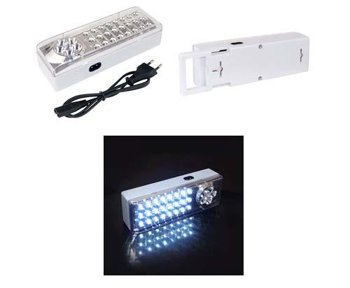 PROFI Notleuchte LED Notlicht Fluchtweg Batterie Akku Lampe Notlampe Beleuchtung