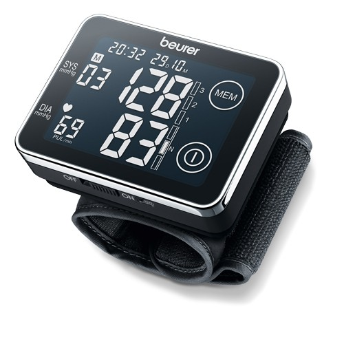 BC 58 Blutdruckmesser Blutdruckmessgerät Blutdruck messen Beurer großes Display