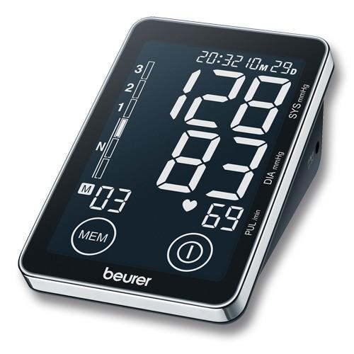 BM 58 Blutdruckmesser Blutdruckmessgerät Blutdruck messen Beurer großes Display