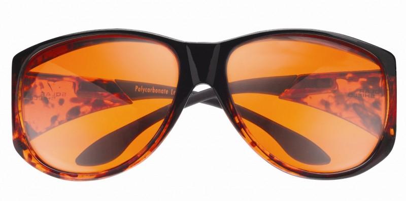 PRO Brille Kantenfilterbrille Filterbrille diabetische Retinopathie Sonnenbrille